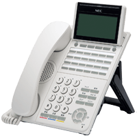 24ボタンカラーIP多機能電話機